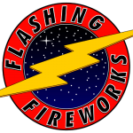 Flashing Fireworks